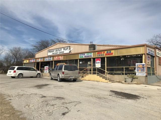 812 W Hwy 82, Saint Jo, TX 76265 (MLS #14101839) :: RE/MAX Town & Country