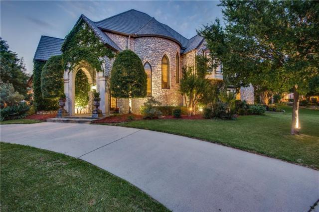5613 Versailles Court, Colleyville, TX 76034 (MLS #14101849) :: The Tierny Jordan Network