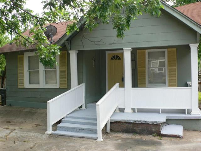 503 N Patton Avenue, Dallas, TX 75203 (MLS #14101885) :: Lynn Wilson with Keller Williams DFW/Southlake