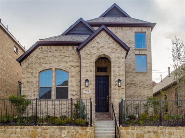 17510 Bottlebrush Drive, Dallas, TX 75252 (MLS #14101892) :: Vibrant Real Estate