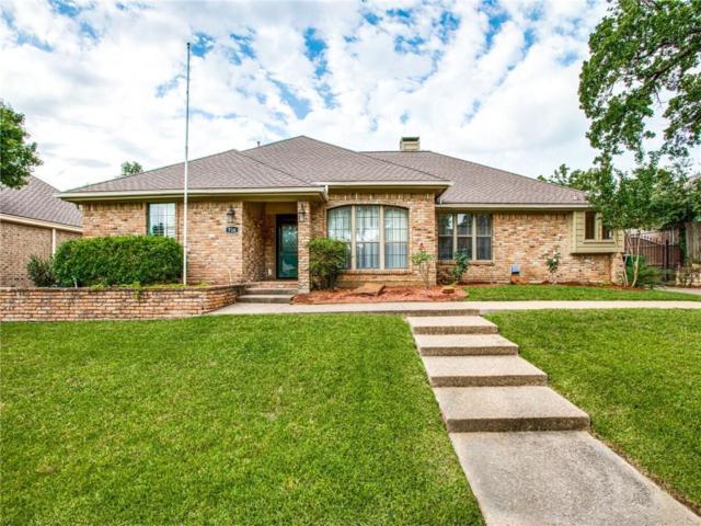 716 Shady Lane, Bedford, TX 76021 (MLS #14101918) :: Lynn Wilson with Keller Williams DFW/Southlake