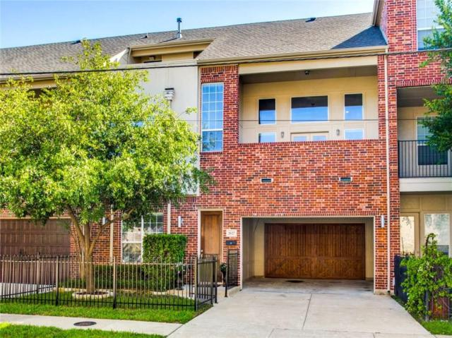 2627 N Garrett Avenue, Dallas, TX 75206 (MLS #14101935) :: The Hornburg Real Estate Group