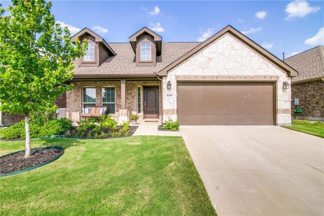 3705 Fordham Street, Frisco, TX 75036 (MLS #14101939) :: Van Poole Properties Group