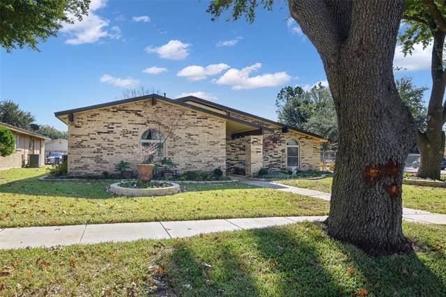 2802 Emberwood Drive, Garland, TX 75043 (MLS #14101949) :: All Cities Realty