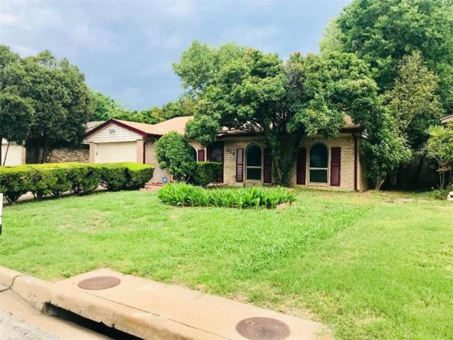 516 Annapolis Drive, Fort Worth, TX 76108 (MLS #14102081) :: RE/MAX Town & Country