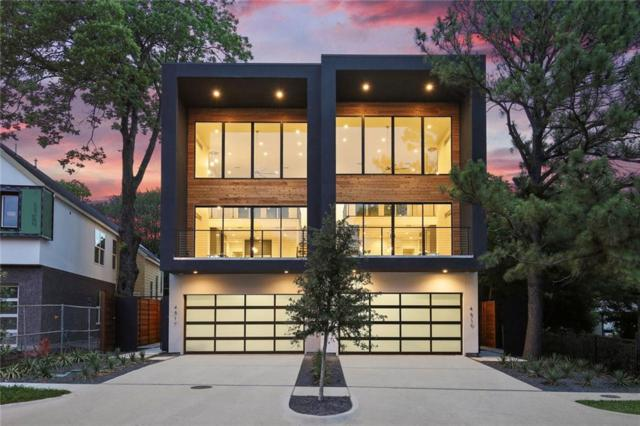 4517 Belmont, Dallas, TX 75204 (MLS #14102108) :: The Hornburg Real Estate Group