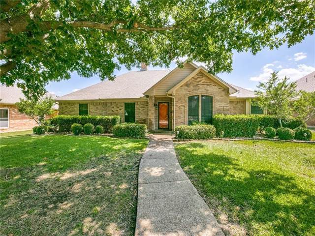 2504 Buttercup Drive, Richardson, TX 75082 (MLS #14102130) :: The Rhodes Team