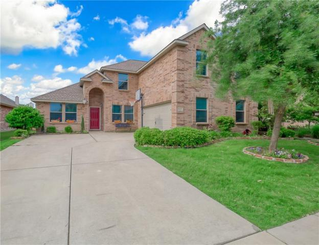5531 Manitou Drive, Prosper, TX 75078 (MLS #14102151) :: Real Estate By Design