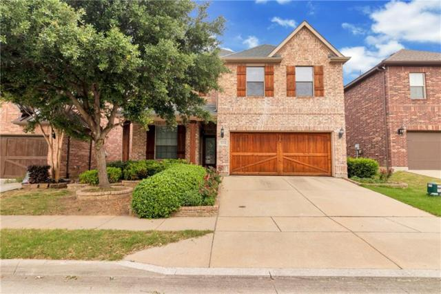 3836 Weatherstone Drive, Fort Worth, TX 76137 (MLS #14102181) :: Frankie Arthur Real Estate