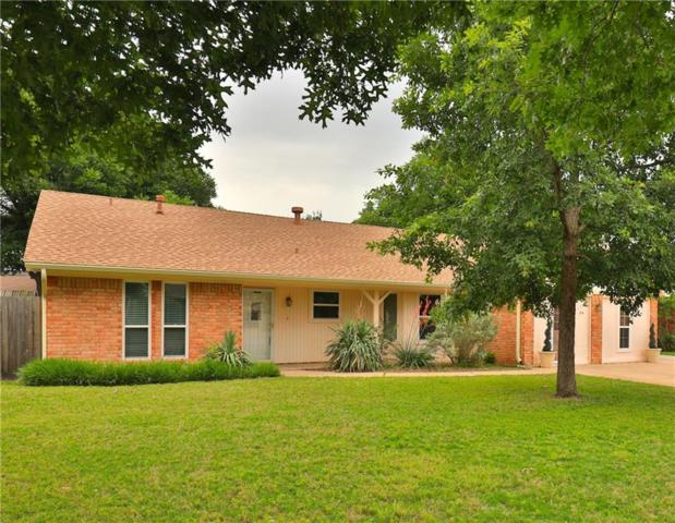 1957 Chimneywood Court, Abilene, TX 79602 (MLS #14102224) :: The Chad Smith Team