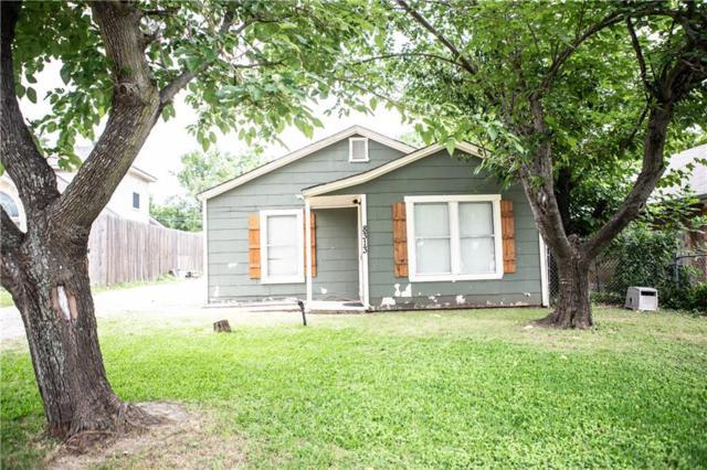 8313 Sussex Street, White Settlement, TX 76108 (MLS #14102226) :: The Tierny Jordan Network