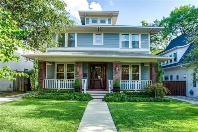5632 Miller Avenue, Dallas, TX 75206 (MLS #14102304) :: The Mitchell Group