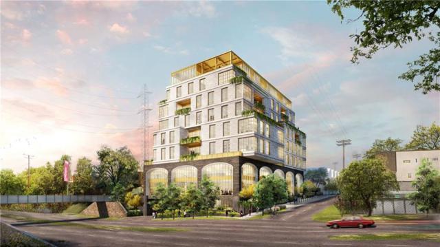4205 Buena Vista Street 7C, Dallas, TX 75205 (MLS #14102367) :: Van Poole Properties Group