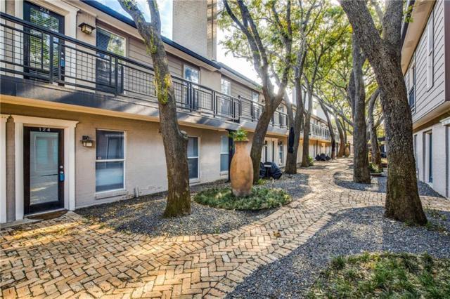 7734 Meadow Road #224, Dallas, TX 75230 (MLS #14102463) :: Van Poole Properties Group