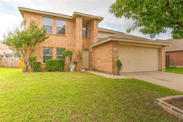 1020 Junegrass Lane, Crowley, TX 76036 (MLS #14102514) :: The Mitchell Group