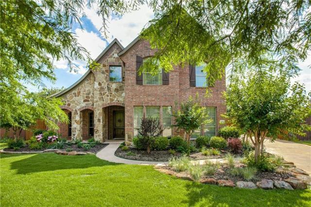 501 Chamberlain Place, Mckinney, TX 75071 (MLS #14102542) :: Van Poole Properties Group