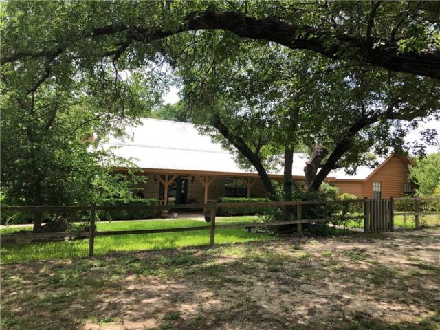 306 County Road 4275, Clifton, TX 76634 (MLS #14102559) :: The Heyl Group at Keller Williams