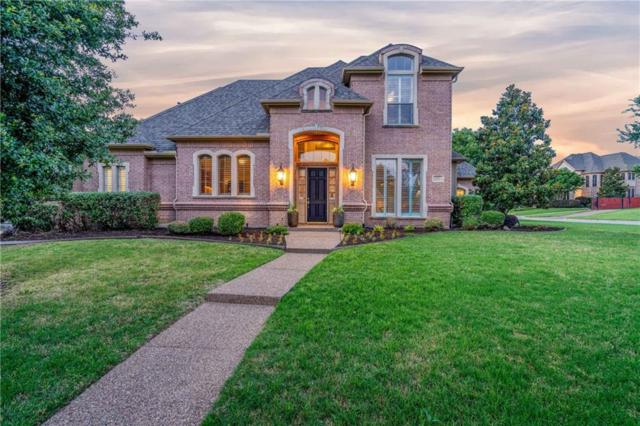 1102 Fontaine Drive, Southlake, TX 76092 (MLS #14102595) :: RE/MAX Town & Country