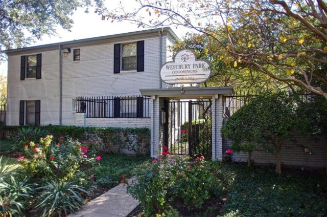 4946 N Hall Street, Dallas, TX 75235 (MLS #14102620) :: Van Poole Properties Group