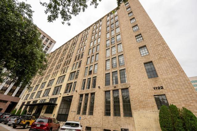 1122 Jackson Street #506, Dallas, TX 75202 (MLS #14102670) :: Van Poole Properties Group