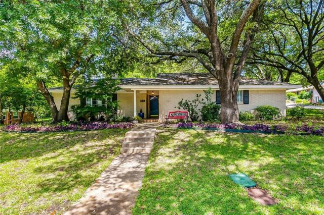 1809 Versailles Road, Fort Worth, TX 76116 (MLS #14102714) :: The Mitchell Group