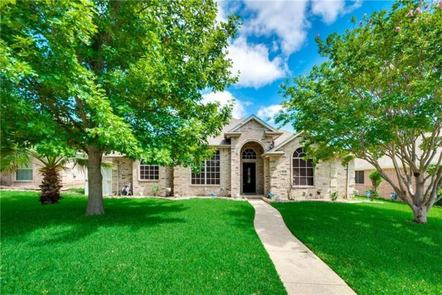 1717 Chapman Drive, Mesquite, TX 75149 (MLS #14102829) :: RE/MAX Landmark