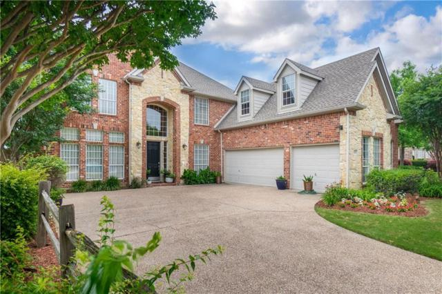 3504 Winding Oaks Drive, Flower Mound, TX 75022 (MLS #14102833) :: RE/MAX Town & Country