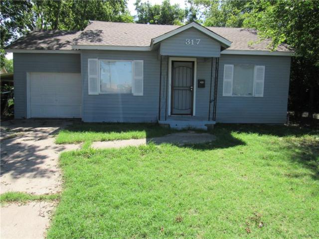 317 S Perkins, Fort Worth, TX 76103 (MLS #14102863) :: Lynn Wilson with Keller Williams DFW/Southlake
