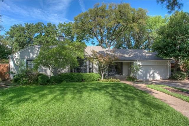 309 N Bailey Avenue, Fort Worth, TX 76107 (MLS #14102950) :: Real Estate By Design