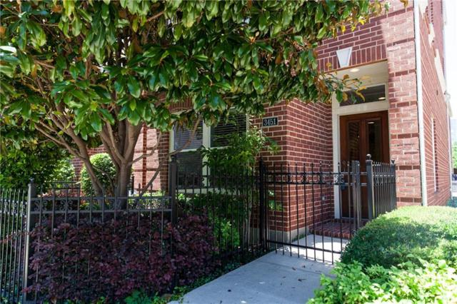 3451 Howell Street, Dallas, TX 75204 (MLS #14102973) :: Team Hodnett