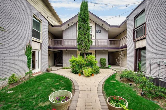 2722 Knight Street 310E, Dallas, TX 75219 (MLS #14103070) :: Van Poole Properties Group