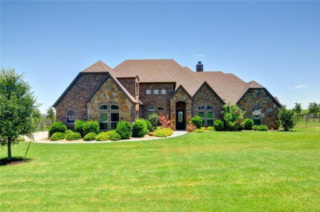 244 Bearclaw Circle, Aledo, TX 76008 (MLS #14103079) :: RE/MAX Town & Country