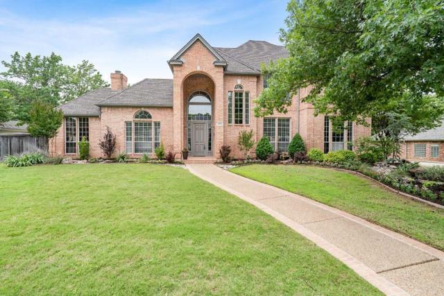 6104 Highland Hills Lane, Colleyville, TX 76034 (MLS #14103109) :: The Tierny Jordan Network