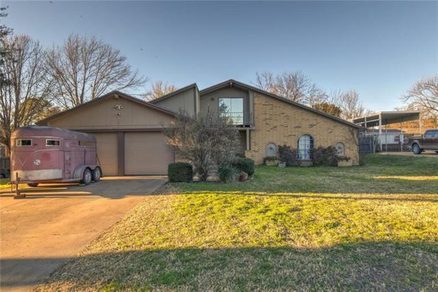 1218 Cindy Lane, Cleburne, TX 76033 (MLS #14103120) :: The Heyl Group at Keller Williams