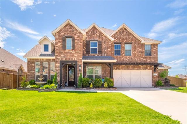 1412 Argan Court, Saginaw, TX 76131 (MLS #14103132) :: RE/MAX Town & Country