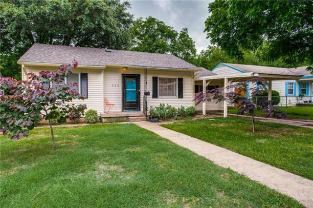 526 Hoke Smith Drive, Dallas, TX 75224 (MLS #14103271) :: Potts Realty Group