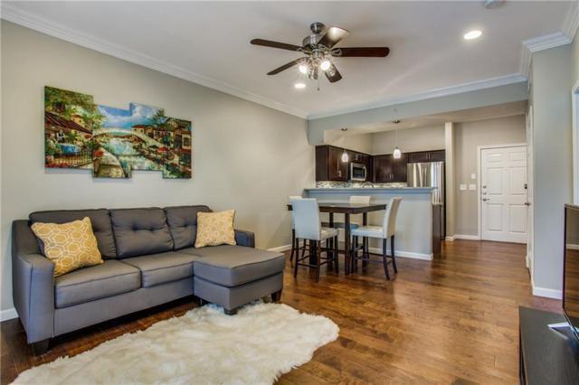 3102 Kings Road #2306, Dallas, TX 75219 (MLS #14103450) :: Van Poole Properties Group