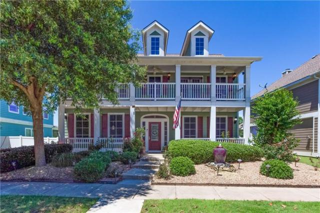 839 Post Oak Place, Providence Village, TX 76227 (MLS #14103527) :: Real Estate By Design