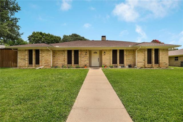 1212 Biscayne Drive, Plano, TX 75075 (MLS #14103615) :: The Heyl Group at Keller Williams