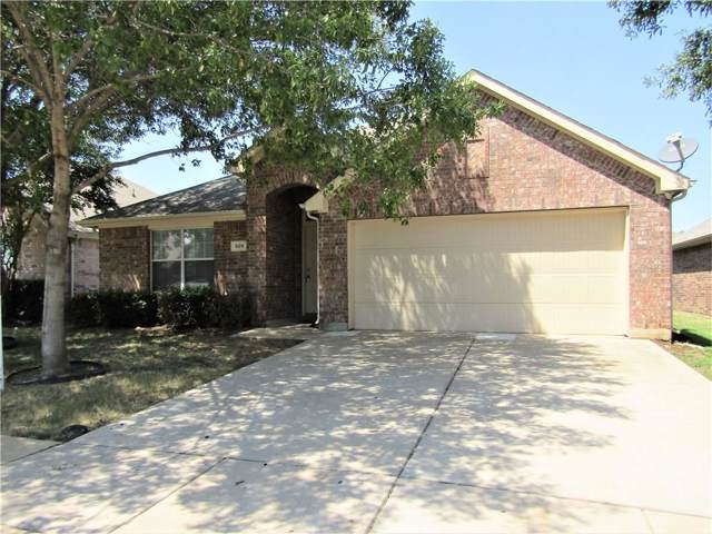 509 Anchor Way, Crowley, TX 76036 (MLS #14103687) :: The Tierny Jordan Network
