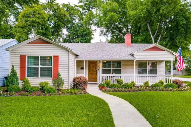 3837 Pershing Avenue, Fort Worth, TX 76107 (MLS #14103732) :: The Mitchell Group