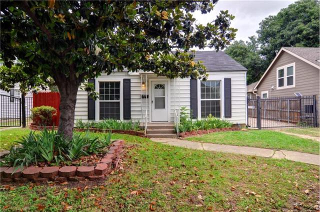 3920 Calmont Avenue, Fort Worth, TX 76107 (MLS #14103760) :: The Mitchell Group