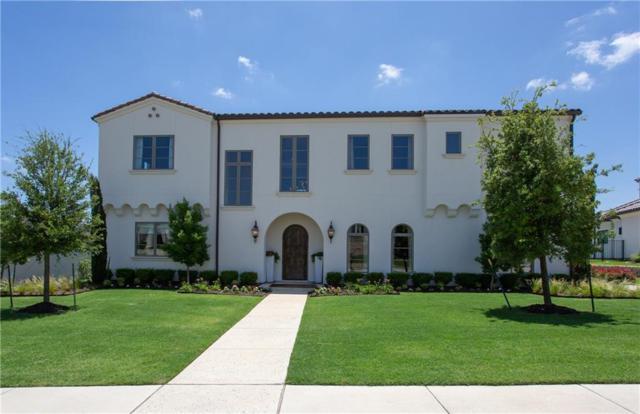 8605 Cantera Way, Benbrook, TX 76126 (MLS #14103761) :: Potts Realty Group