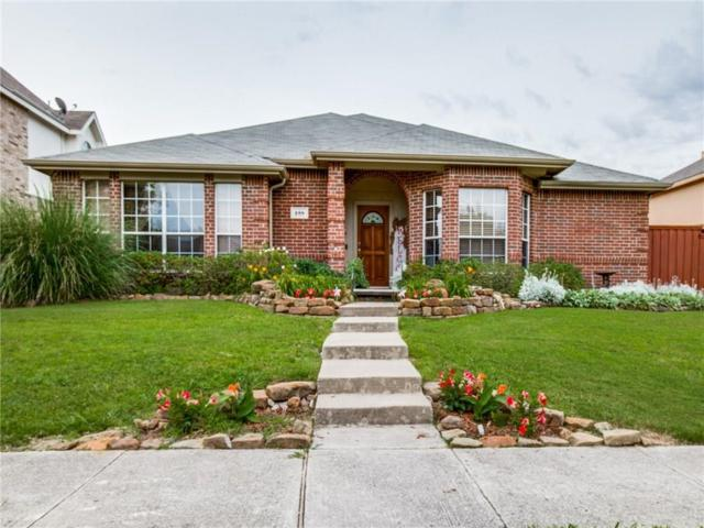 138 Berkley Drive, Rockwall, TX 75032 (MLS #14103781) :: RE/MAX Town & Country