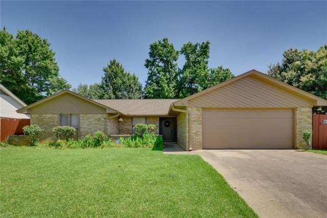2617 Blue Quail Drive, Arlington, TX 76017 (MLS #14103917) :: Vibrant Real Estate