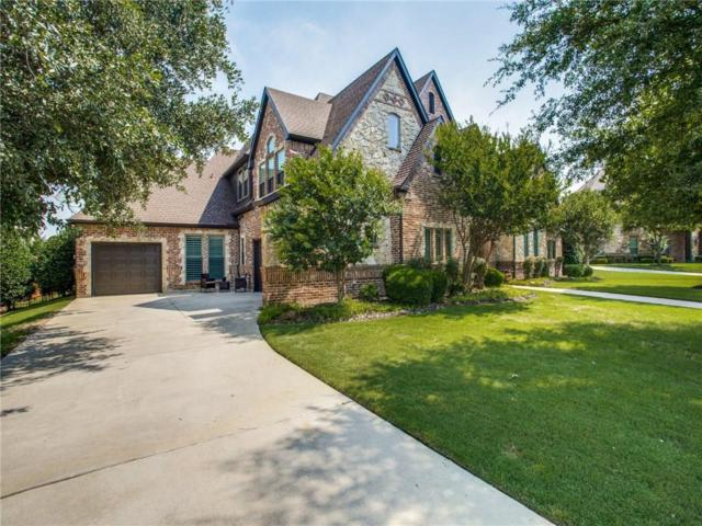 1621 Hidden Bluff Court, Prosper, TX 75078 (MLS #14103919) :: Hargrove Realty Group