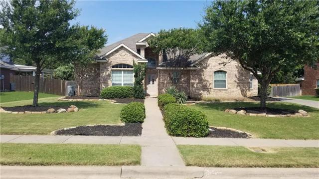 608 Winterwood Drive, Kennedale, TX 76060 (MLS #14103977) :: The Hornburg Real Estate Group
