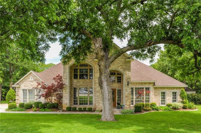 1558 Hunterglenn Drive, Aledo, TX 76008 (MLS #14103987) :: The Heyl Group at Keller Williams