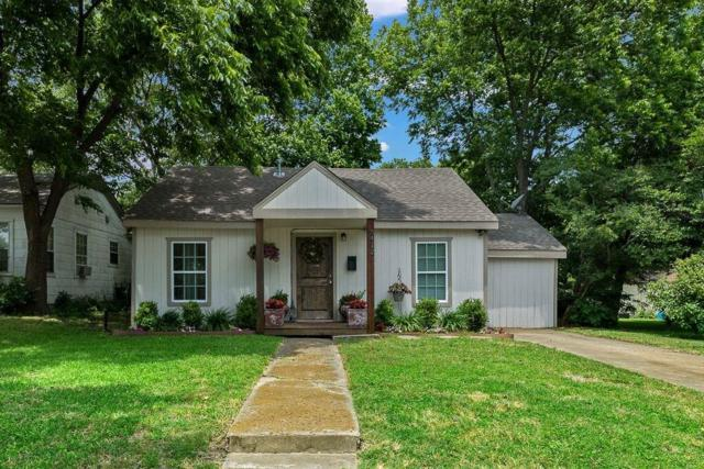 3412 Ryan Avenue, Fort Worth, TX 76110 (MLS #14104011) :: The Hornburg Real Estate Group