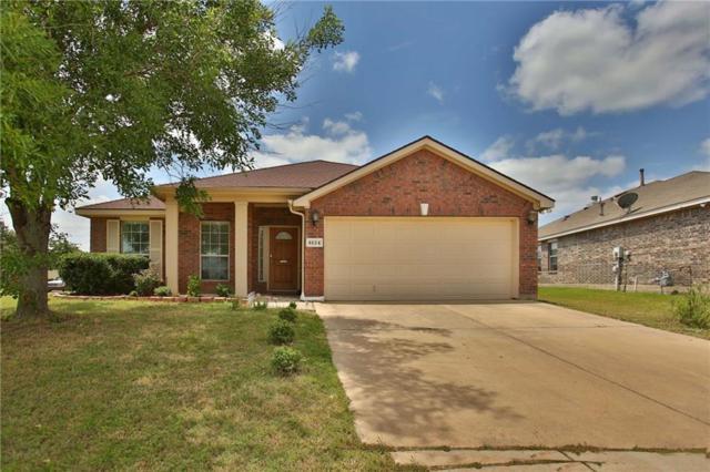 8134 Tierra Del Sol Road, Arlington, TX 76002 (MLS #14104104) :: RE/MAX Landmark